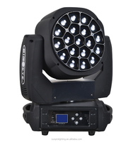 High quality Sun RGBW 4 in 1 big bee eye led wash moving head stage light