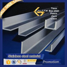2b 304 stainless steel angle bar price for costruction