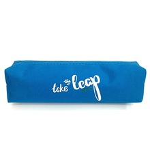 Promotional Cheap Pencil Pouch Logo Printing Custom Stationery Pencil Bag