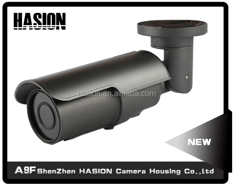 Big size bullet camera casing for security camera system outdoor