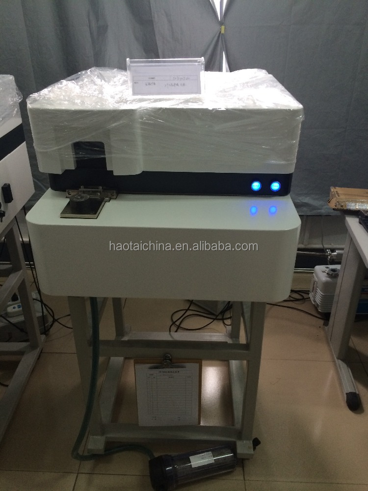 2016 Low price metal analysis instrument / optical emission spectrometer