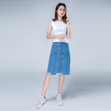 Wholesale ladies wear clothes garments supplier beautiful girls photo sexy denim skirt