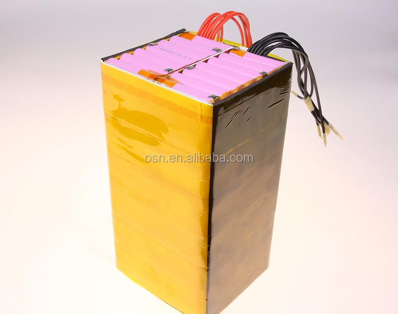 JENNY! Electric ATV Car 48V 80Ah Li-ion Battery