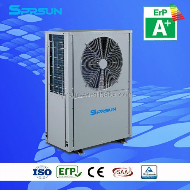 household demand heat pump air conditioner, energy saving model for daily usage