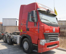 New Brand Product 4X2 6X2 6X4 6X6 China SINOTRUK HOWO A7 Head/Tractor Trucks For Sale