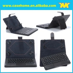 good quality pu leather case for ipad air 2 with detachable bluetooth keyboard