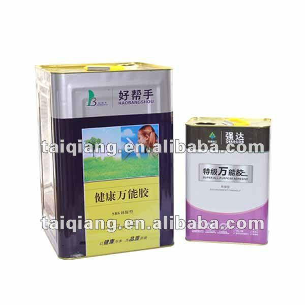 sofa spray glue with high temperature resistance