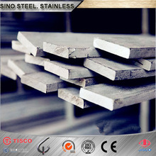 316l stainless steel flat bar with material test certificate from Tisco