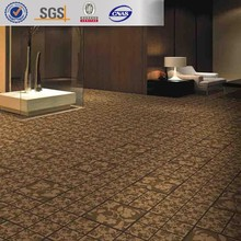nylon printed wall to wall machine made print carpet for home