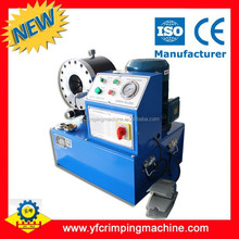 Discount high quality pipe fitting crimping machine /hose crimping for pipe fitting