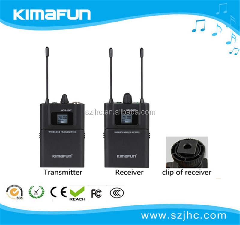 cheap price wireless camera microphone interview microphone