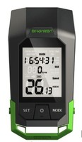 ShanRen High-end innovation bike computer 2016 new design wireless bicycle speed meter