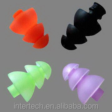 Silicone for Earplugs Service Mold Custom Quality Molding