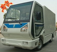 best New Condition china made in ce approved light electric truck