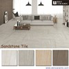 Factory supply natural sandstone tiles 600x600mm porcelain material for indoor and outdoor floor tiles 66SL01