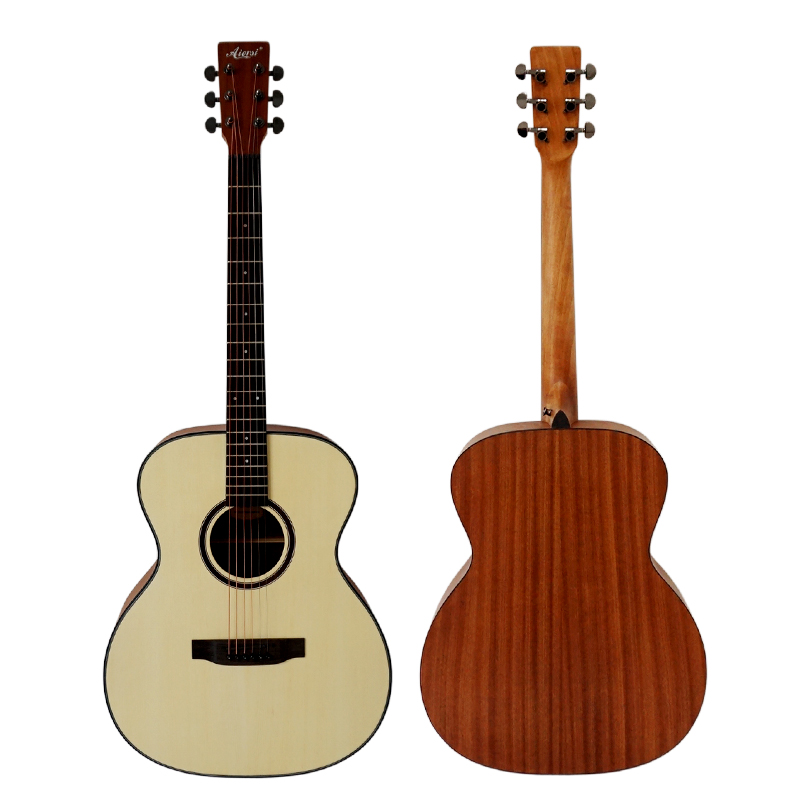 OEM ODM Provided 40 Inch Spruce To Acoustic Guitar for sale