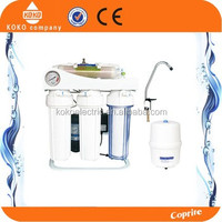 Good effect ro water filter system machine