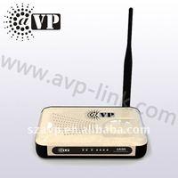 5 Port 150M Wireless ADSL+2 Modem