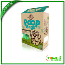 20 Roll Dog Waste Bags Pet Poop Bags Suitable for All Dispenser and Holder