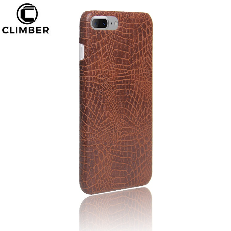 Luxury Crocodile PU Leather Skin PC Cell Phone Case Back Cover For iPhone Se 4S 4 5 5S 5C 5G Plus 6 6S 7S 7G 2017 8