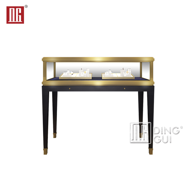 Unique Design High End Luxury Jewelry Store Display Cabinet Furniture Ideas