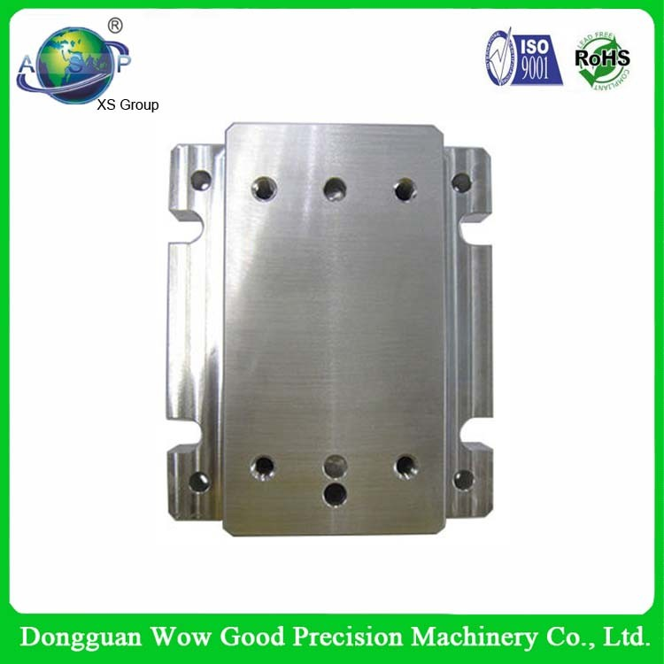 Precision flat iron parts / stainless steel stamping metal parts