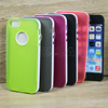 Hot selling Soft Silicone Skin cover nontoxic pc+tpu new design phone case for iphone 5s