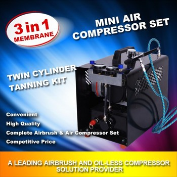 Airbrush compressor kit AS-288K