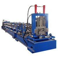 Quickly Change CZ Purlin Roll Forming Machine