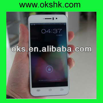 "MTK6589 Quad Core JIAYU G4 3G Android 4.2 4.7"" 13MP WIFI GPS 1280*720 HD"