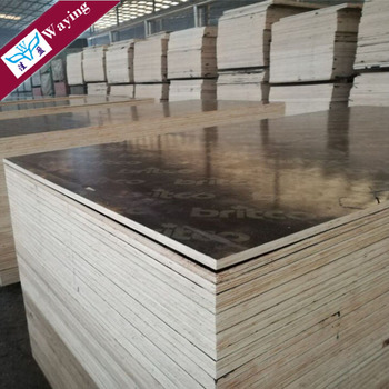 brown film faced plywood for South America
