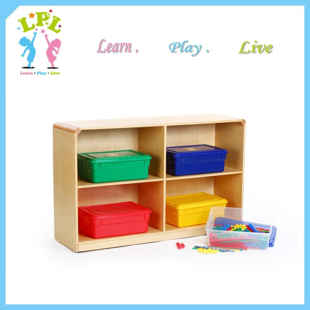 Classroom Furniture For Kindergarten : Wooeden children cabinet kindergarten classroom