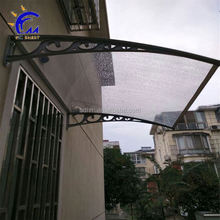 High grade aluminium patio balcony canopy canopy supports