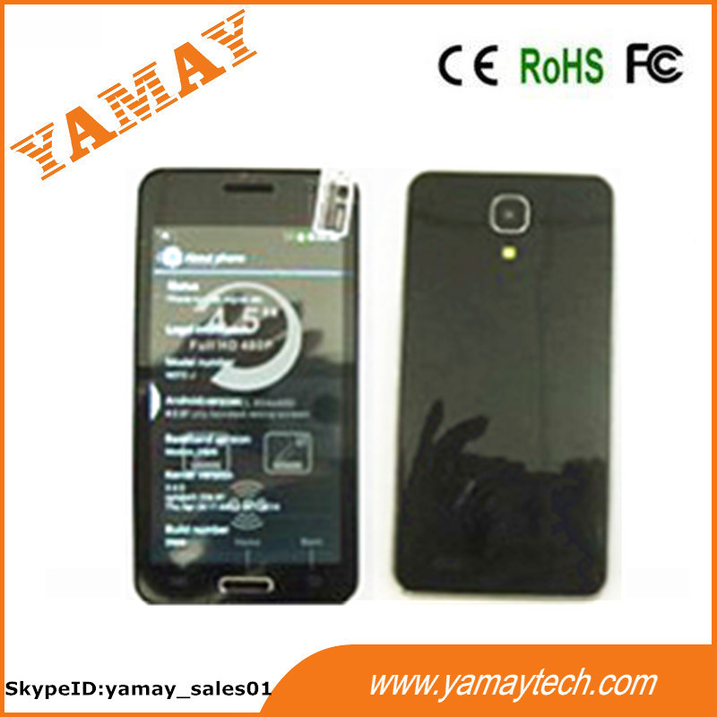 4.5' Android 4.2 MTK6572 dual core 256MB+GB 2G/3Gcheap cell phone