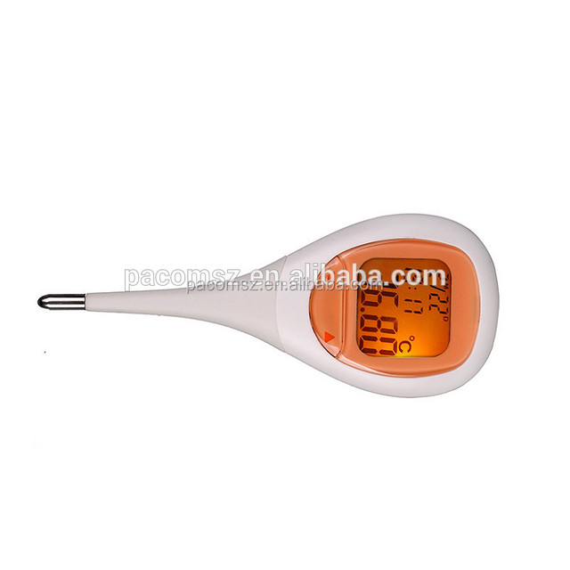 Plastic Oral Armpit Thermometer Wholesale Electronic Digital Thermometer Termometro For Ovulation Calculator