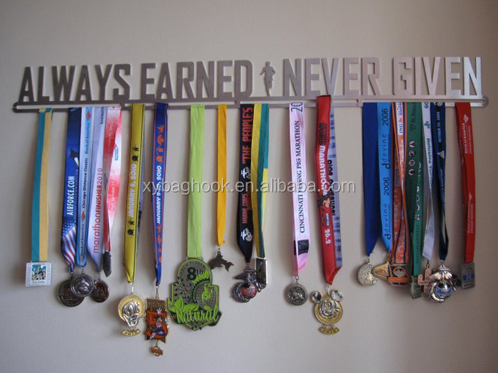 new product metal sport medal hanger