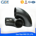 ASME B 16.9 carbon steel 45 degree elbow