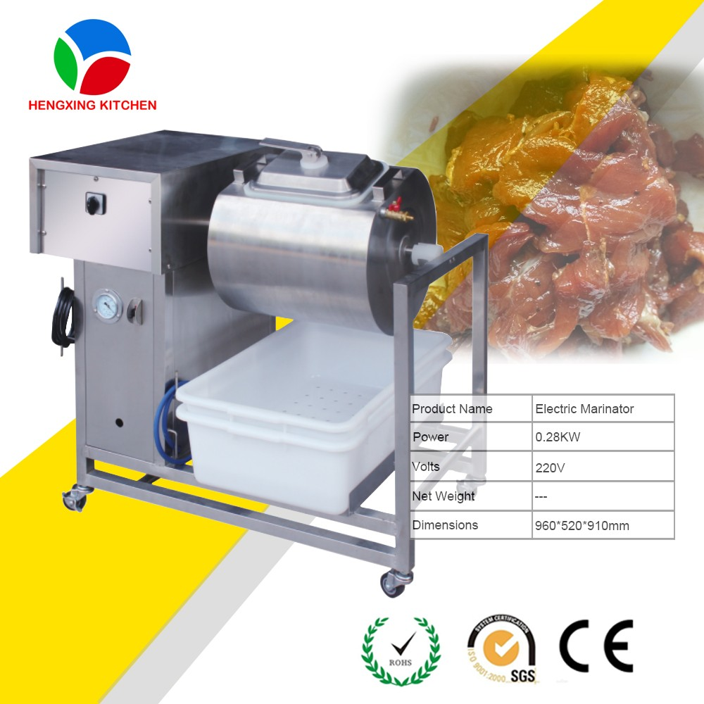 high quality chicken marinade/meat salting marinator/vacuum tumbler