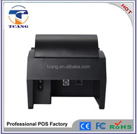 Promotional 58mm mini usb thermal printer thermal printer auto cutter pos printer
