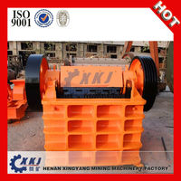 2015 XKJ widely used ISO approved Jaw Crusher Price List