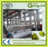High Efficiency Continuous Fluid Bed Dryer for sale