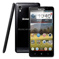 Lenovo P780 MTK6589 1.2Ghz Quad Core 1GB Ram 4GB Rom 5.0 Inch HD 1280*720px Phone