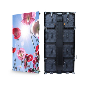 SMD P4.81 outdoor display panel full Color outdoor refresh rate high LED display panel advertising