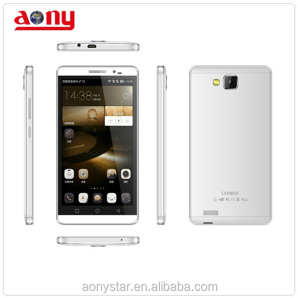 5.5inch android mobile phone for South America market