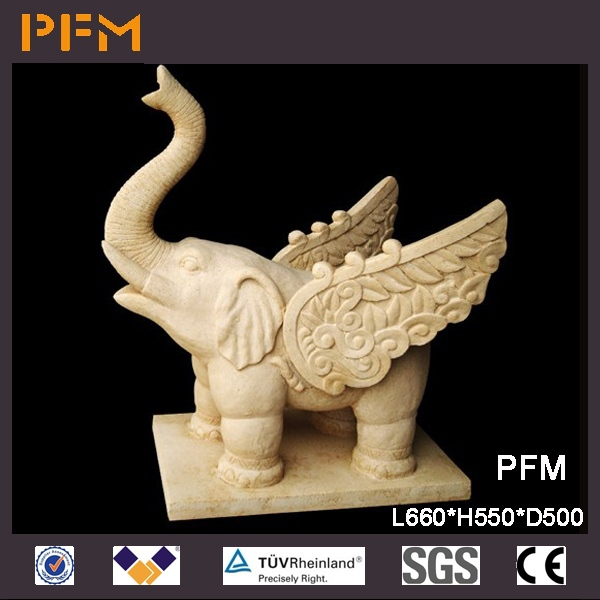 small small stone animal carving