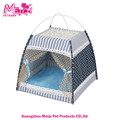 Small tent design pet house dog bed insulated dog house fabric dog house