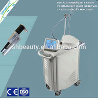 Laser hair removal no side effects/ladies hair removal/alexandrite755nm ideal laser hair removal