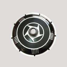 ADC12 aluminum die casting Electric bicycle part