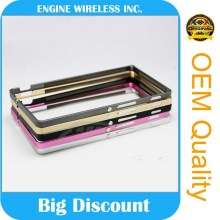 hot selling products for samsung galaxy s2 i9100 metal bumper case