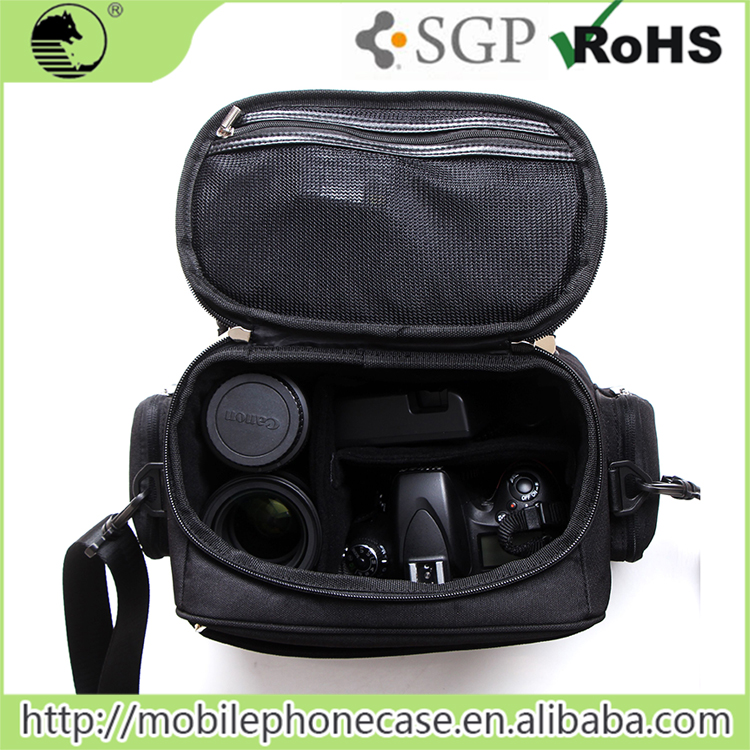 China Supplier Fashion Durable Trendy DSLR Camera Bags